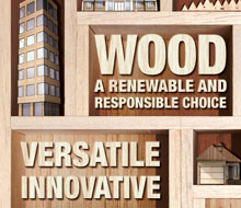 re-Think Wood – Infographic
